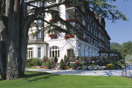 Royal Parc Evian Royal Resort Royal Hotel Spa Breaks
