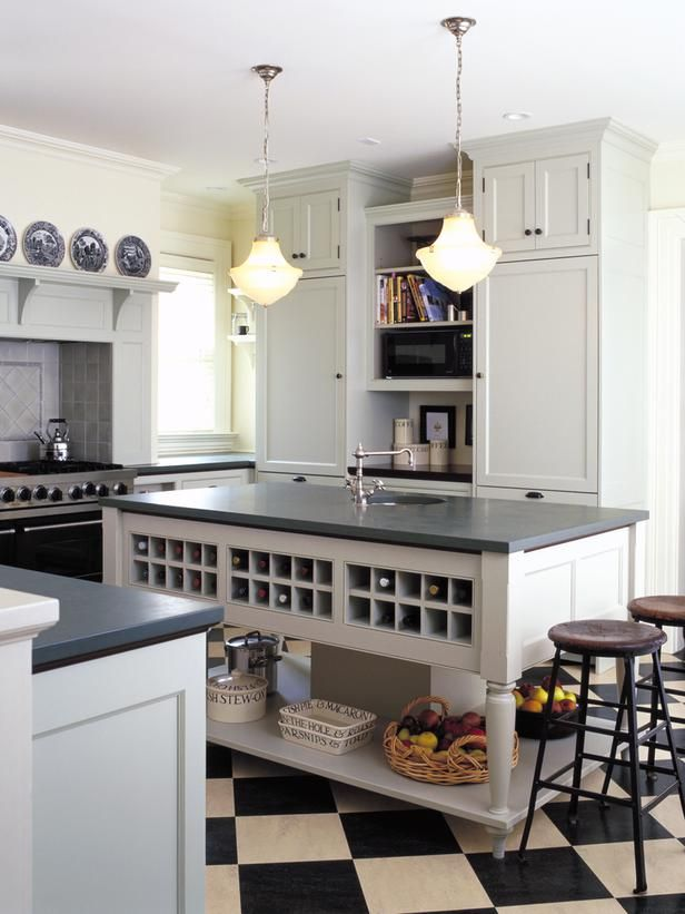 17 Smart Kitchen Storage Ideas You Ll Want To Try Asap Kitchen Remodel Diy Kitchen Cabinets White Kitchen Traditional