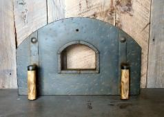 Pizza Oven Doors By Teton Iron Pizza Oven Backyard Pizza Oven
