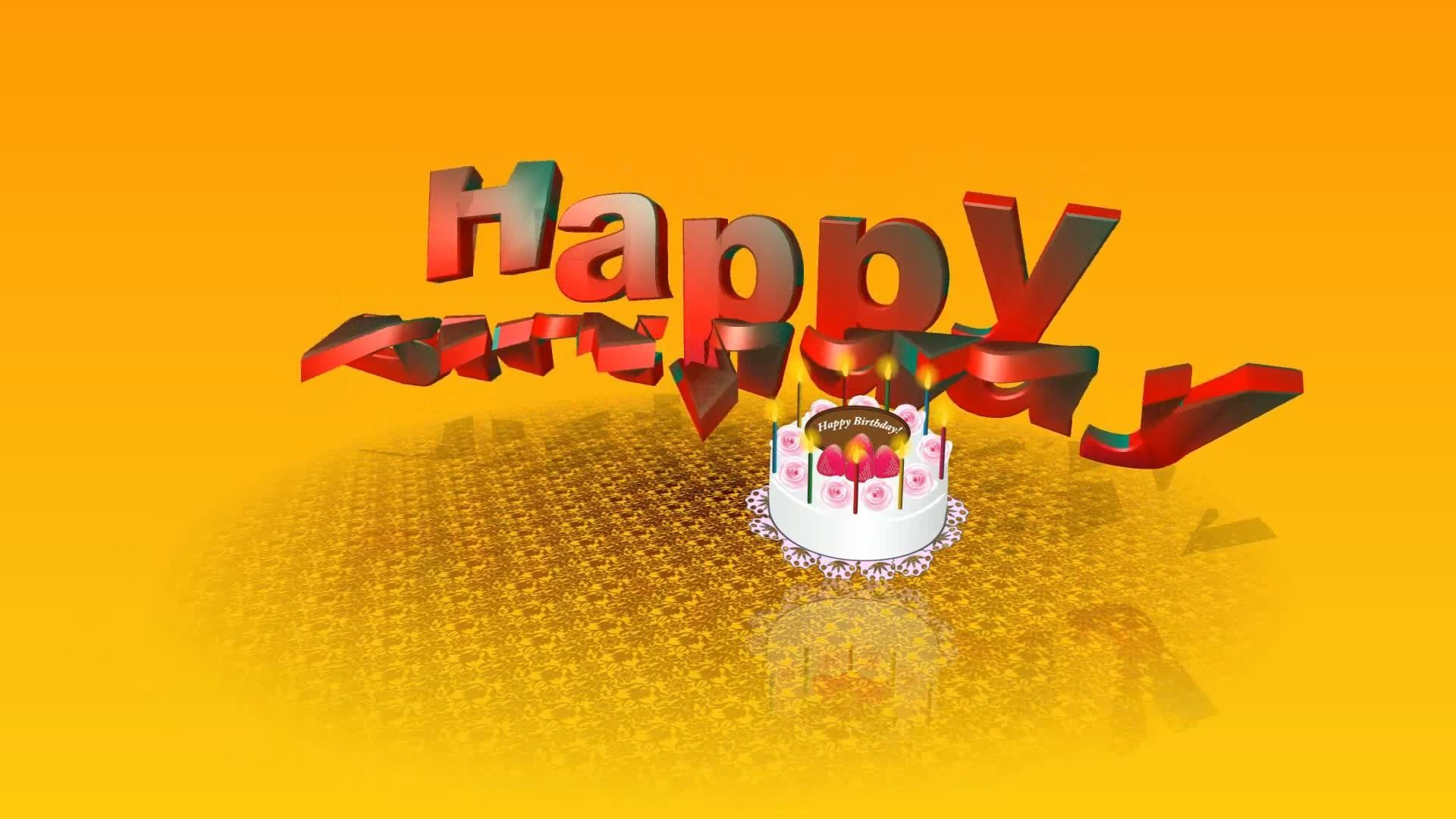 Happy Birthday Wishes Animated Greetings to Wish