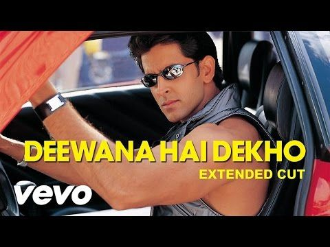 K3G - Deewana Hai Dekho Video | Kareena Kapoor, Hrithik ...