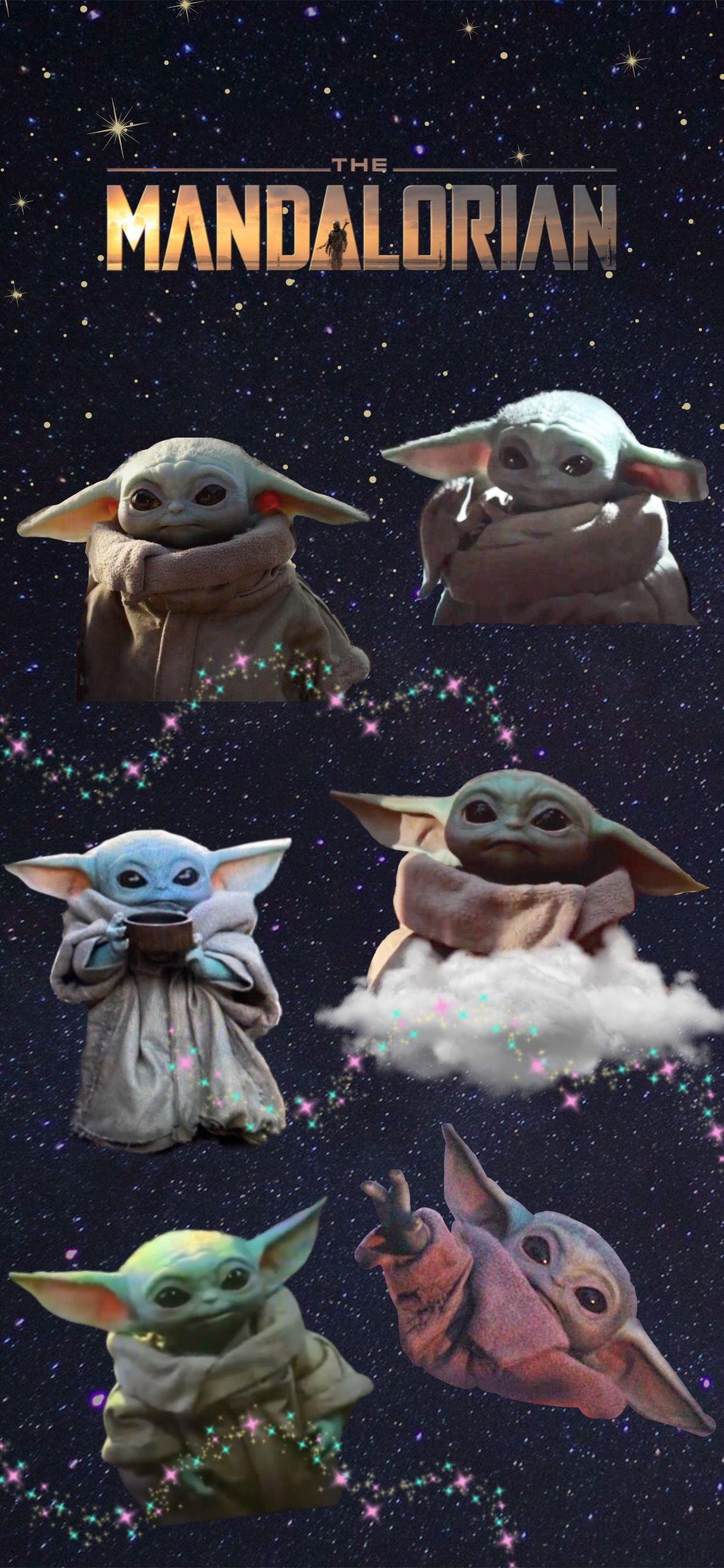 Baby Yoda Wallpaper Lockscreen Baby Yoda Babyyoda Lockscreen