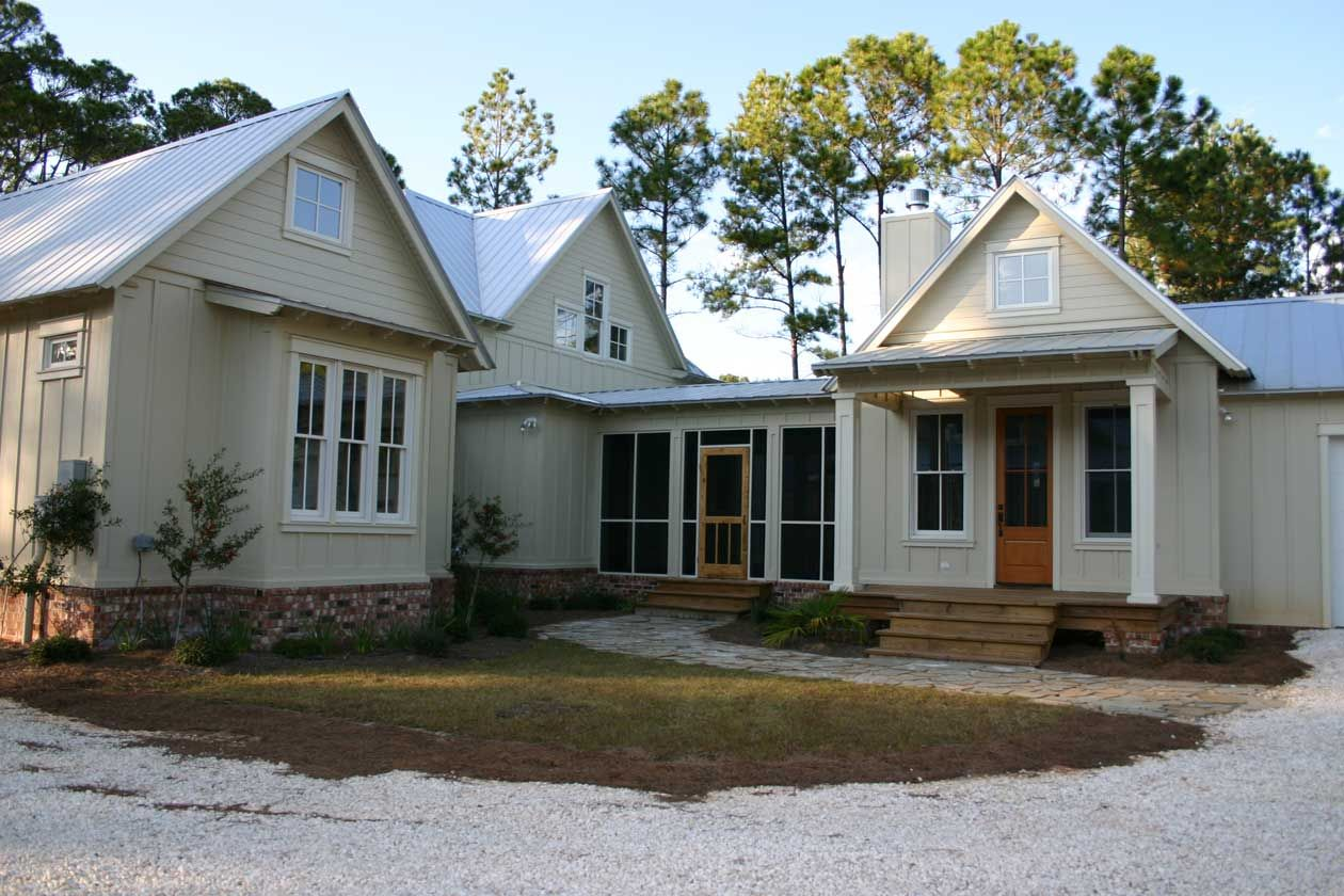 Sw1 Back Jpg 1 260 840 Pixels House Exterior Southern Living House Plans Cottage Coastal living cottage of the year