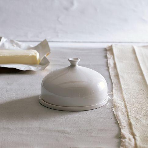 bell butter dish