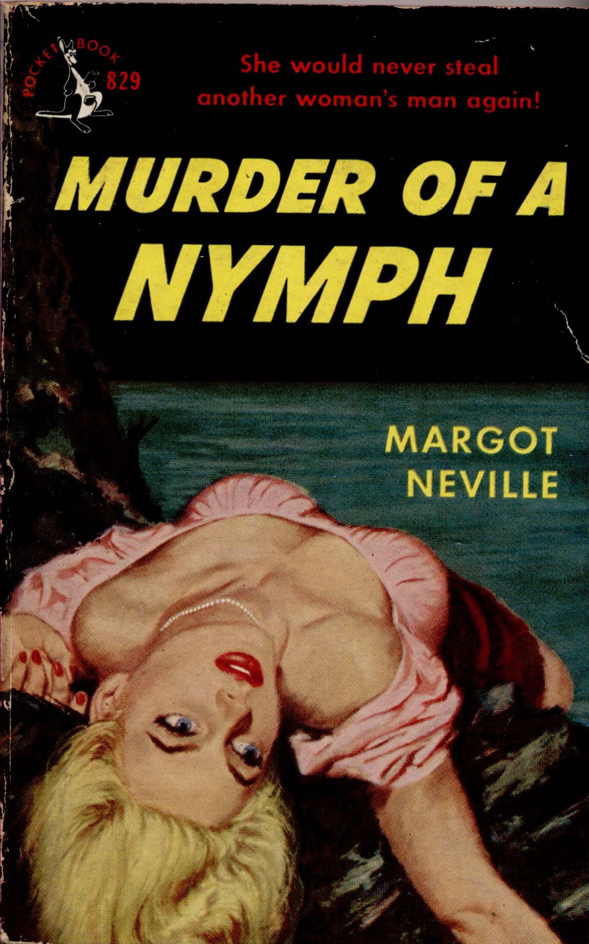 Image result for murder of a nymph pulp cover pinterest covers