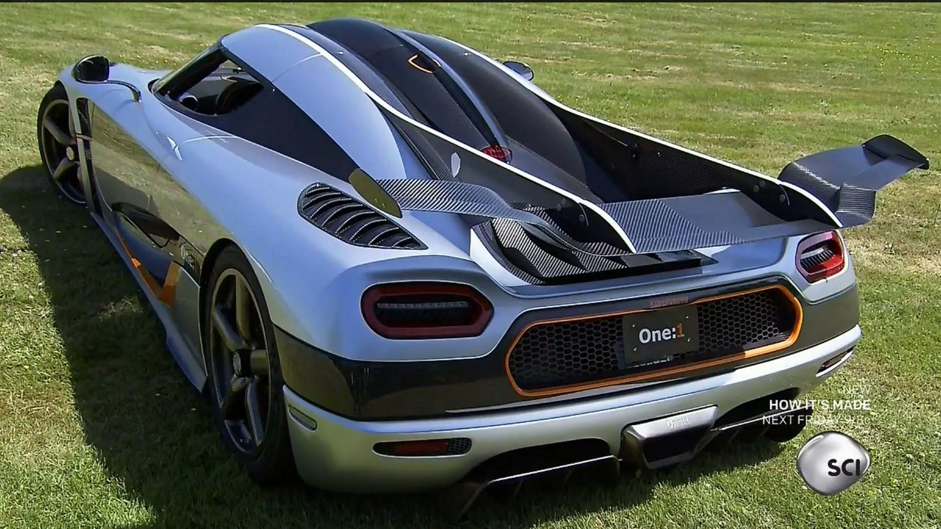 how its made dream cars s02e12 koenigsegg one 1 720p