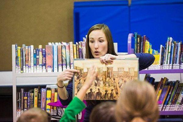 Preschool Story Time Bonney Lake Library Bonney Lake, WA #Kids #Events