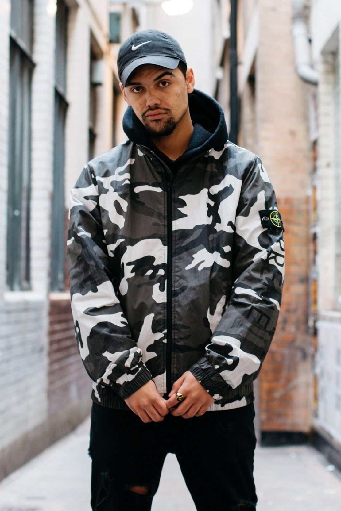 W2C] Stone Island x Supreme Camo Jacket | Fashion in 2019