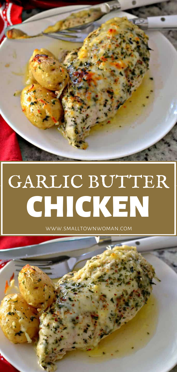 Garlic Butter Chicken