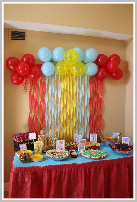 Table Decoration Cake Birthday Cake