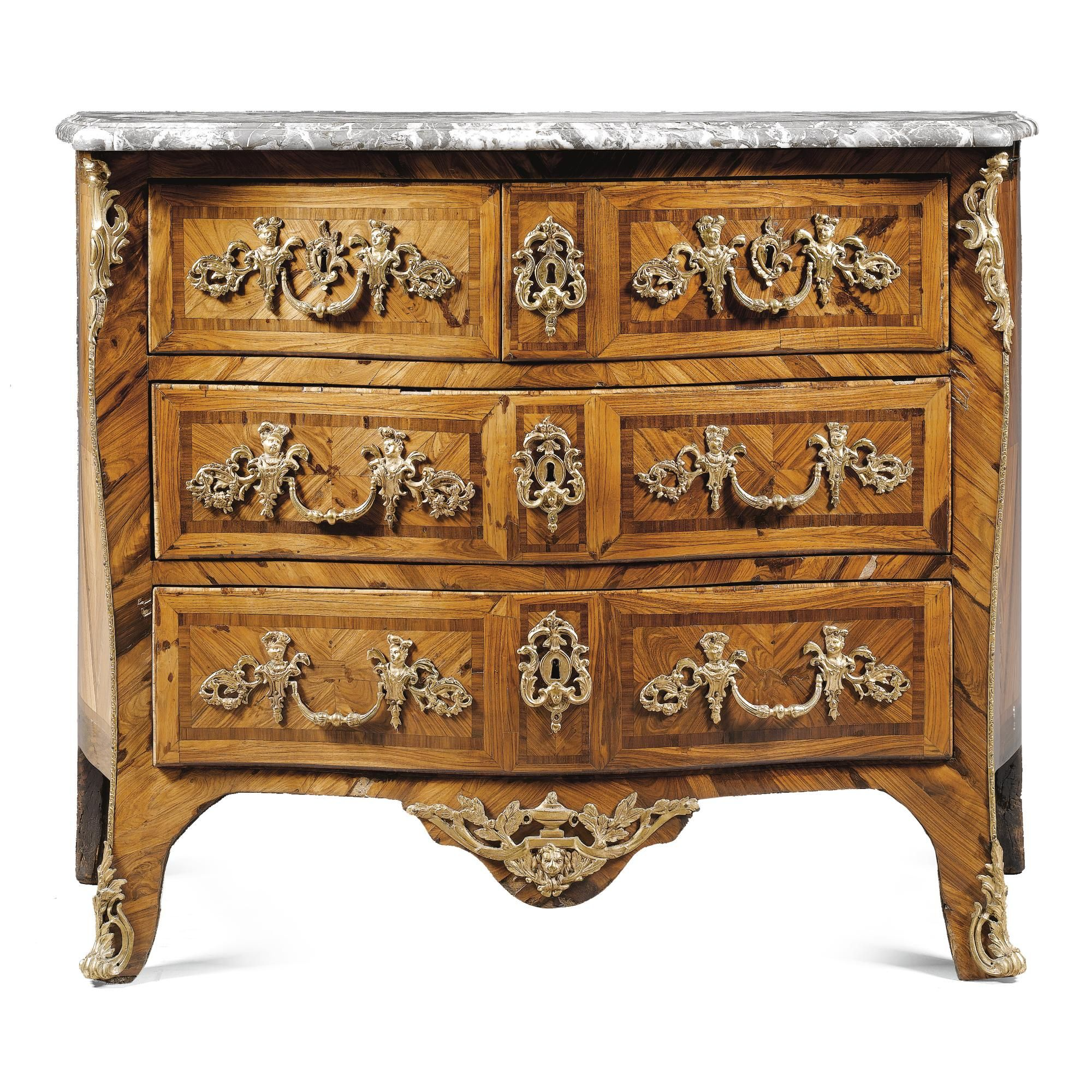 Muebles Italianos Clasicos A Kingwood Tulipwood And Parquetry Commode Stamped B