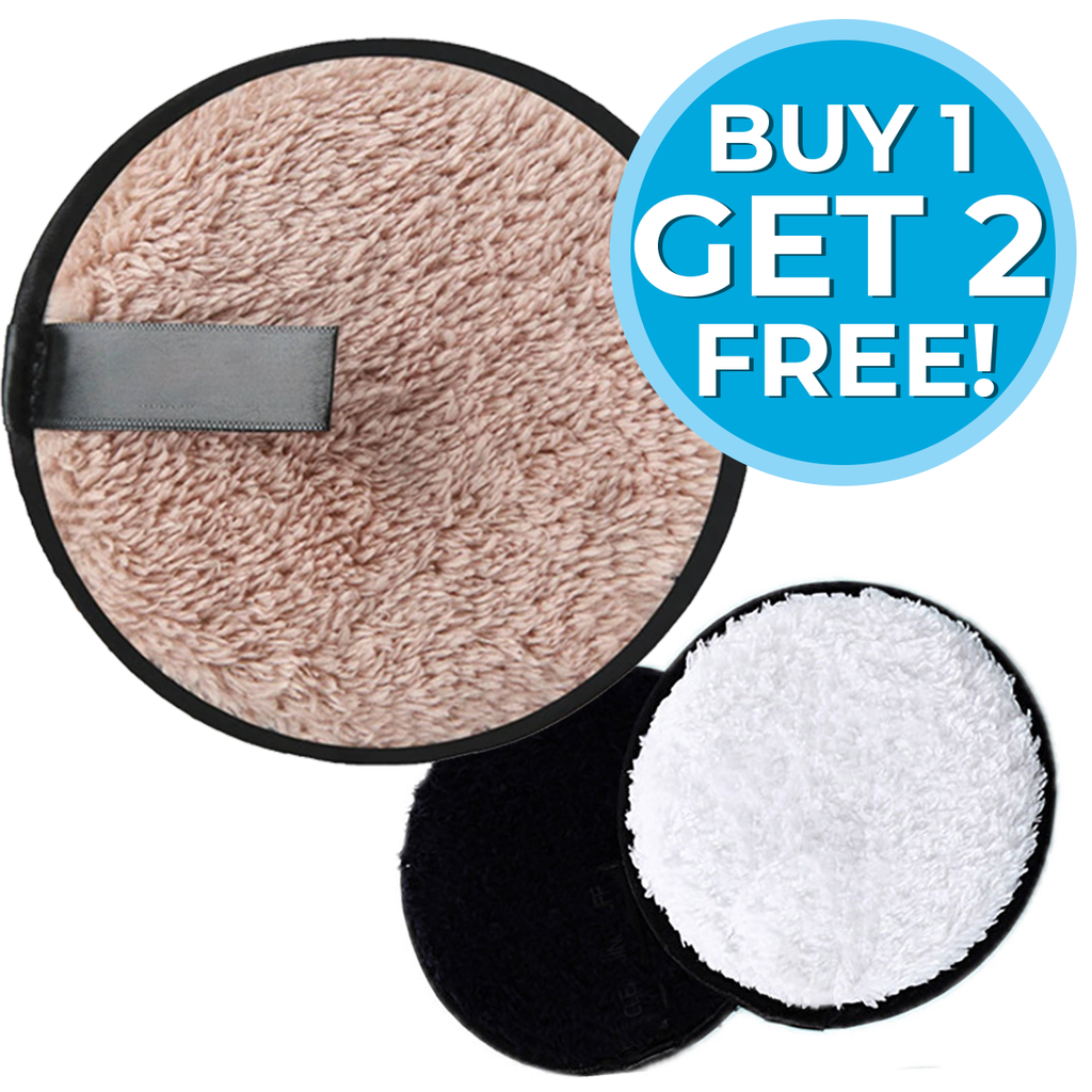 Clean Sponge Makeup Remover Pads Special Offer (With