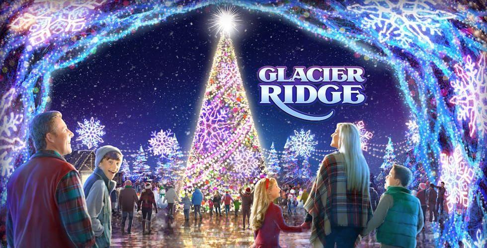 Dollywood celebrates 11 years of Smoky Mountain Christmas with Glacier Ridge | Smoky mountain ...