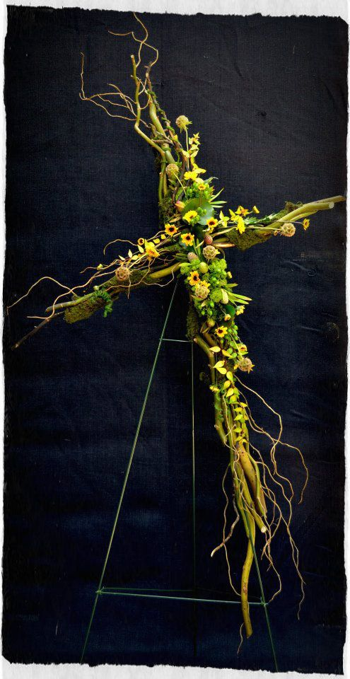 Curly Willow Cross Curly Willow Willow Flowers Delivered