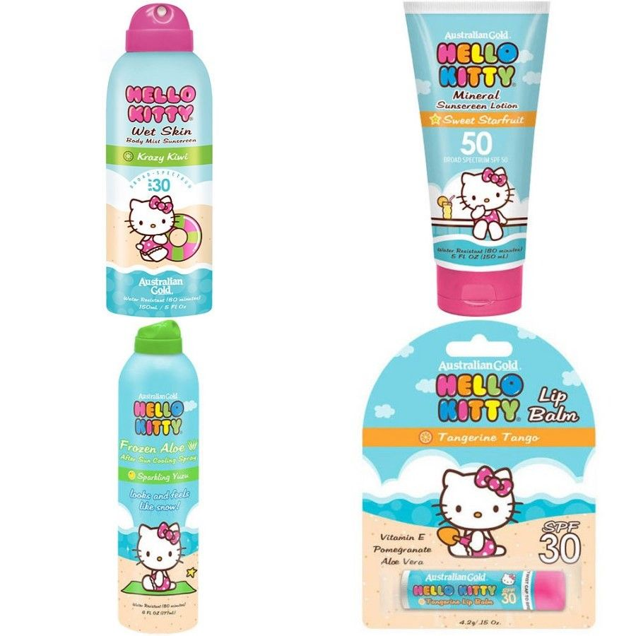 Hello Kitty Sun Care Prize Pack Giveaway {Good Ole Summertime Giveaway Hop}