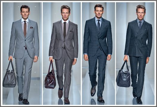 Hugo Boss Modern Suit Styles | Fashion | Pinterest | Modern, Suits ...