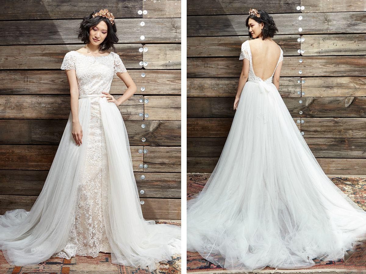Spring 2017 Lookbook Wedding Dresses Wedding Dress Styles Wedding Dresses Lace [ 900 x 1200 Pixel ]