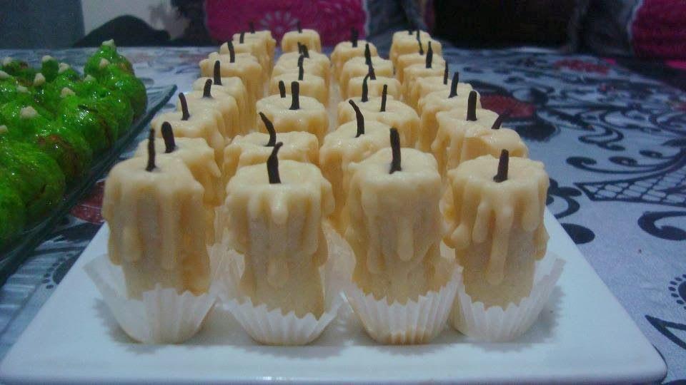 حلويات بلا طياب طريقة تحضير حلوة الشمعة بالكوك و نستلي أنت أحلى Desserts Food Cake