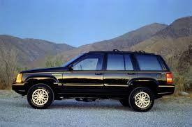 Jeep Grand Cherokee Zj 1993 1998 Repair Service Manual Pdf
