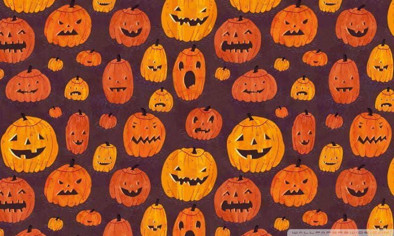 Cute Pumpkin Wallpaper Google Search Pumpkin Wallpaper Halloween Desktop Wallpaper Halloween Background Tumblr