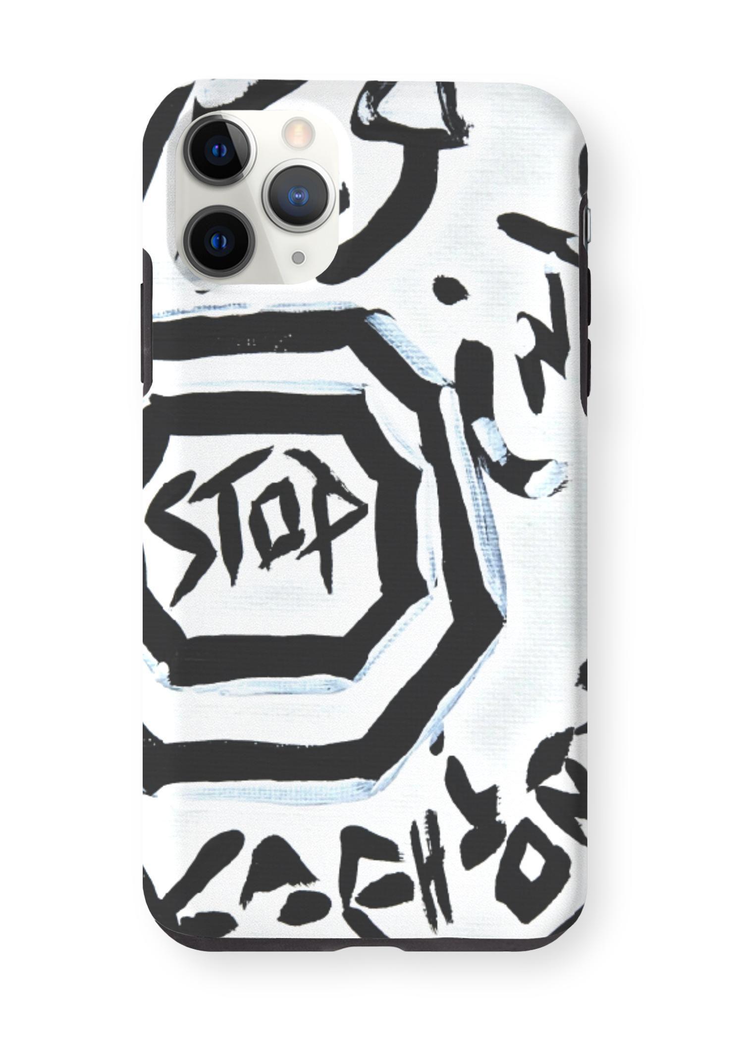 Black chaos iphone case by riecee siren cheap phone