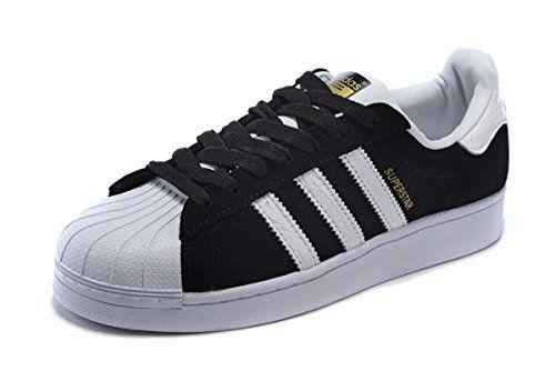 408e20fc0bd823 Noir Et Blanc · adidas Originals Superstar Foundation women s Fashion  Sneaker Black white Mode Urbain Femme, Sneakers Pour