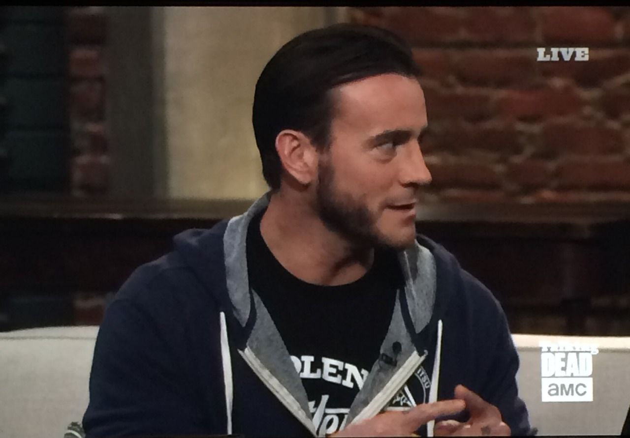 Pro Wrestling News, Pics, and Gossip • xpunkerzx: More CM PUNK on ...