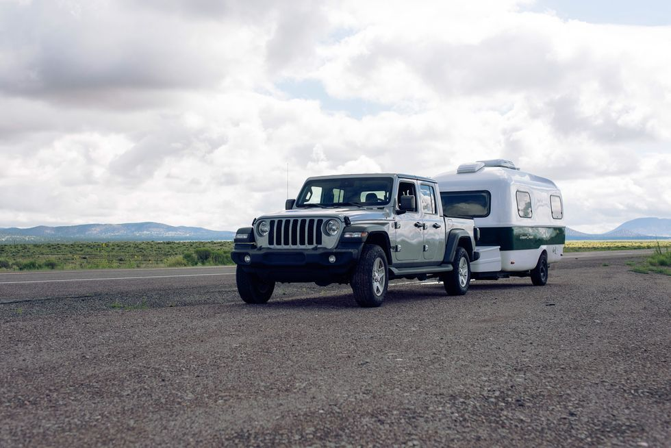 Happier Camper A Road Trip Only Falls Apart If You Let It