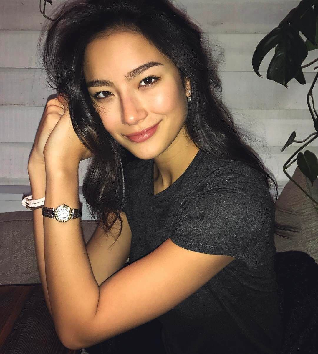 Half asian half german