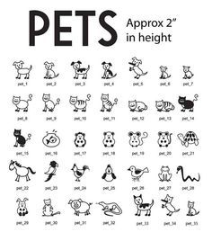Stick Figure Animals Bing Images Art Drawing Pinterest