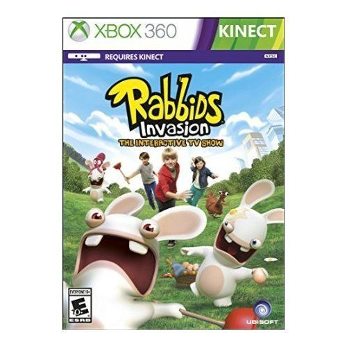Rabbids Invasion Read More At The Image Link Note It Is Affiliate Link To Amazon Jogos Xbox Jogos Xbox One Jogos