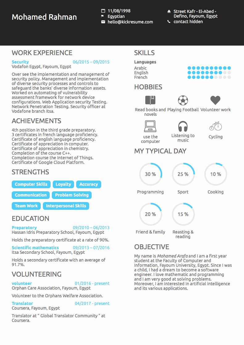 Google software Engineer Resume Lovely 10 Real It Resume