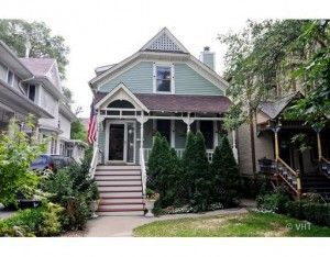 4647 N Paulina is now under contract-listed for $749,000 in East Ravenswood