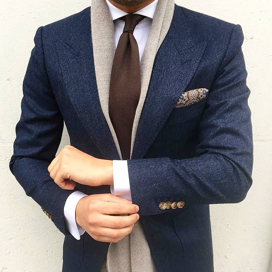 Dark blue flannel men  Yes or No  by menslaw  How to wear it   Pinterest  Man style