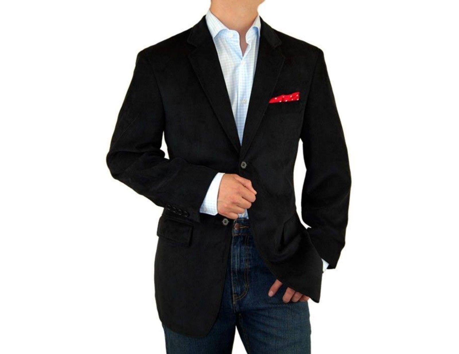 62dac02269b02b Mens Black Designer Wedding Grooms Tuxedo Casual Velvet Coats Jacket Blazer