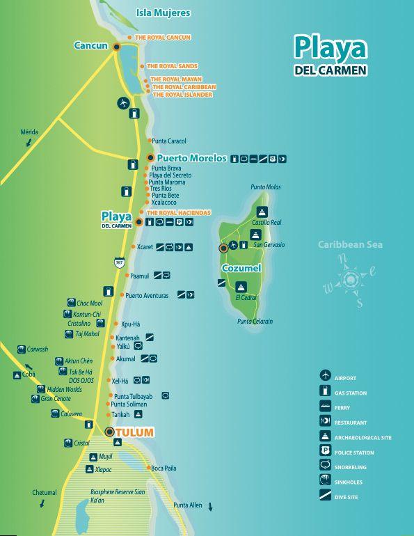 Cancun and Riviera Maya Home of five Royal Resorts Royal Resorts