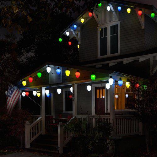 Really Really Big Led Lights Super Sized Christmas Lights