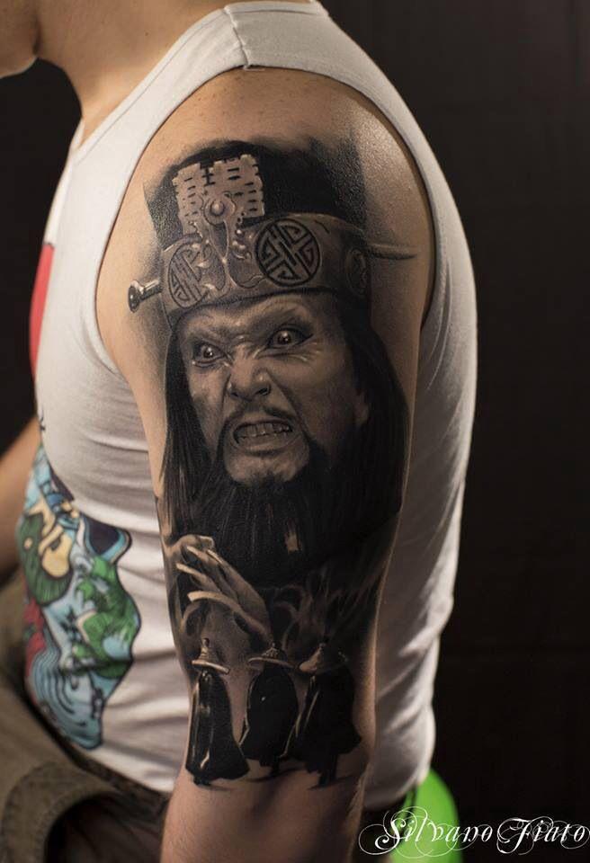 e4609aeea8c89 LoPan!!! Big Trouble in Little China tattoo   Tattoos & Movies ...