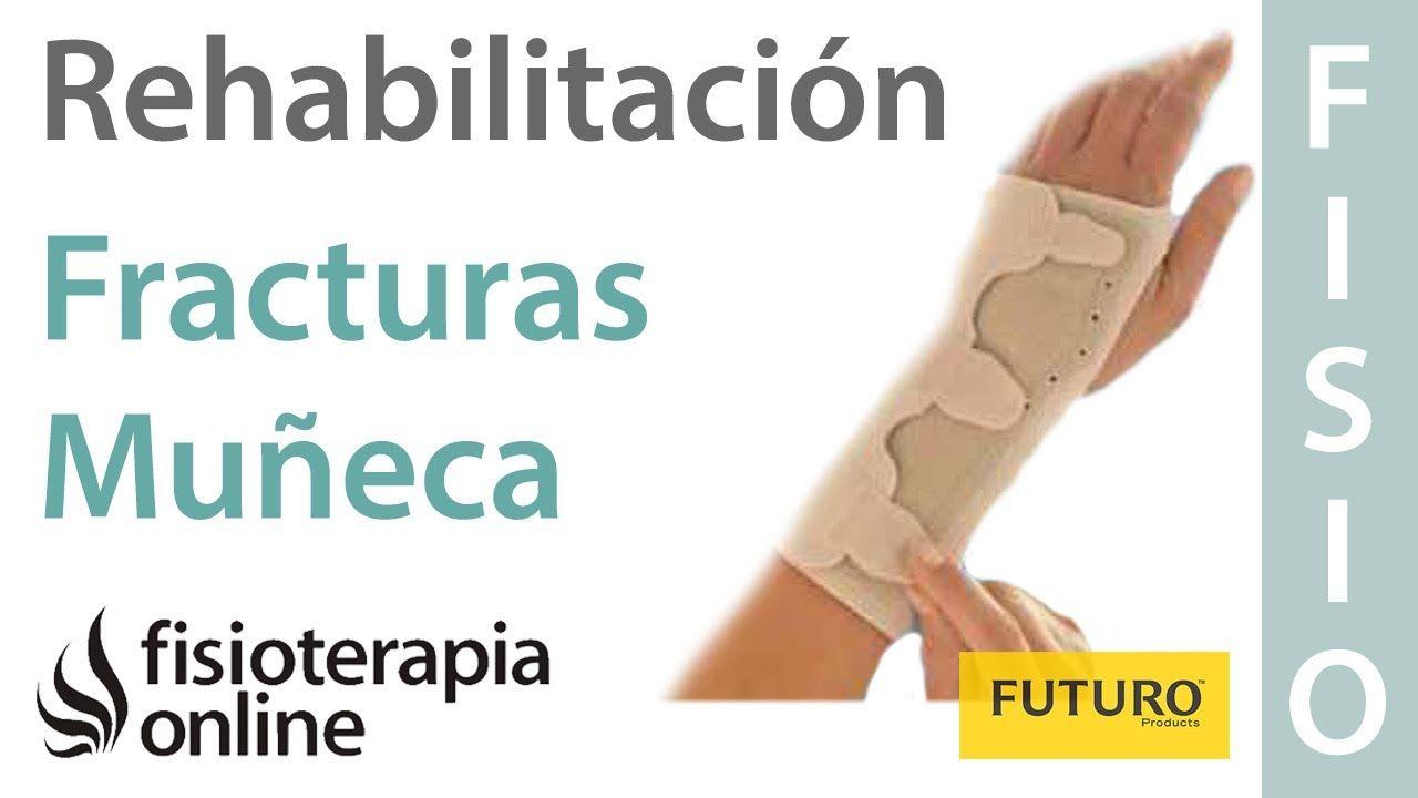 Fracturas Y Fisuras De Muñeca Rehabilitación Y Ayudas Técnicas Fracturas Dolor De Muñeca Fractura De Muñeca