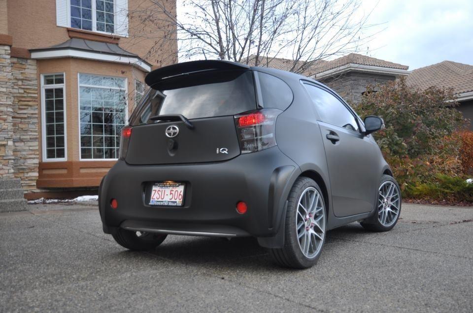Toyota Iq Black Google Search Toyota Cars Toyota Sports Car