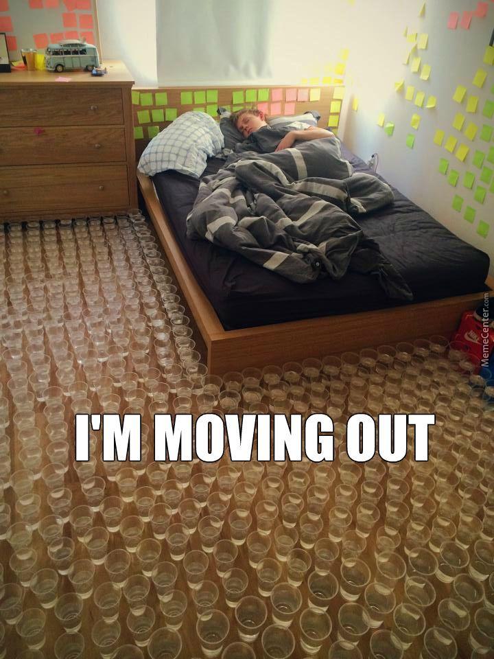New House Owner Meme