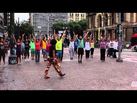 Flash Mob do grupo de Ginástica Bothmer - YouTube