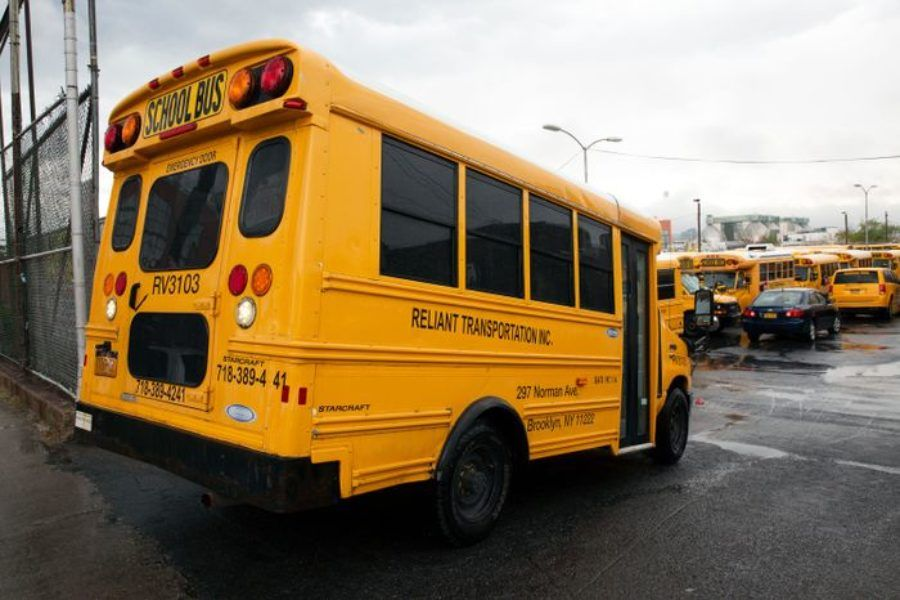 Strike Looms For Some New York City Yellow School Bus Drivers