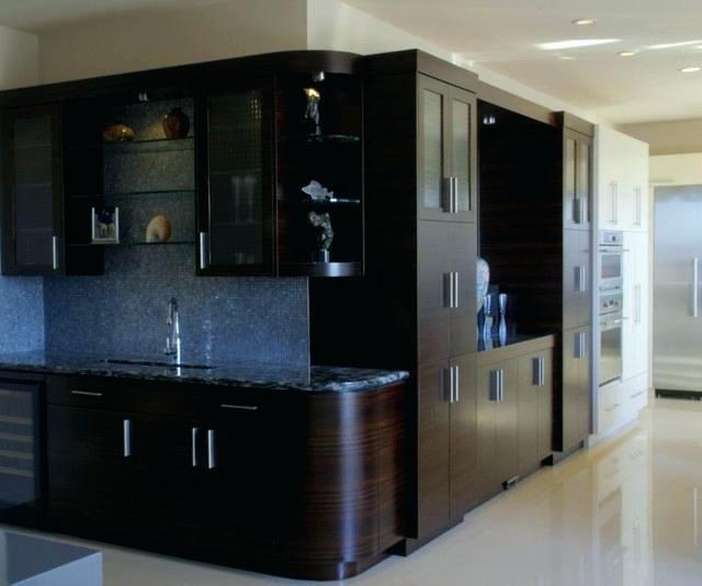 Modern Dining Room Cabinet Designs Bar Cabinets Contemporary Crockery