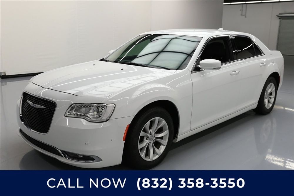 Chrysler 300 Series Limited Texas Direct Auto 2015 Limited Used