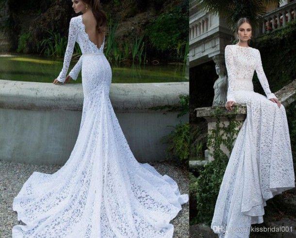 Dress, $125 at dhgate.com - Wheretoget   Best wedding dress ...