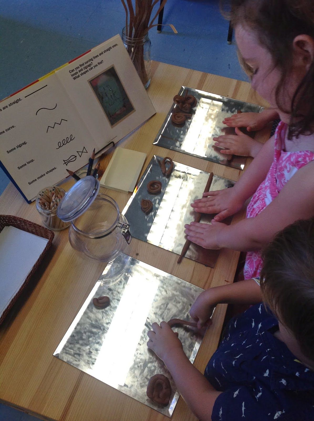 Kinder Garden: Wonders In Kindergarten: From Lines To Letters...the Co