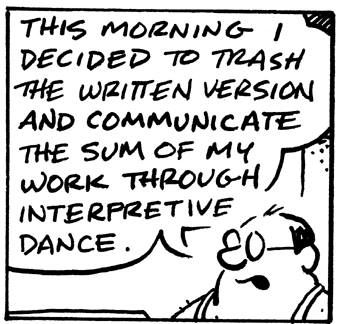 Hum Do You Think That The Committee Will Let Me An Interpretive Dance Instead Phd Humor Dissertation Motivation A Selecting Chair And Forming