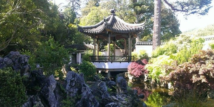 Queens Gardens, Nelson, South Island, New Zealand, Oceania