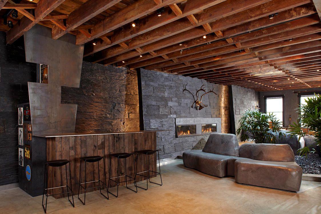 Raw Gramercy Loft New York Architect Stuart Narofsky And Interior Designer Jennifer Rush